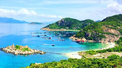 Tour Đảo Bình Ba Nha Trang 2 Ngày 1 Đêm
