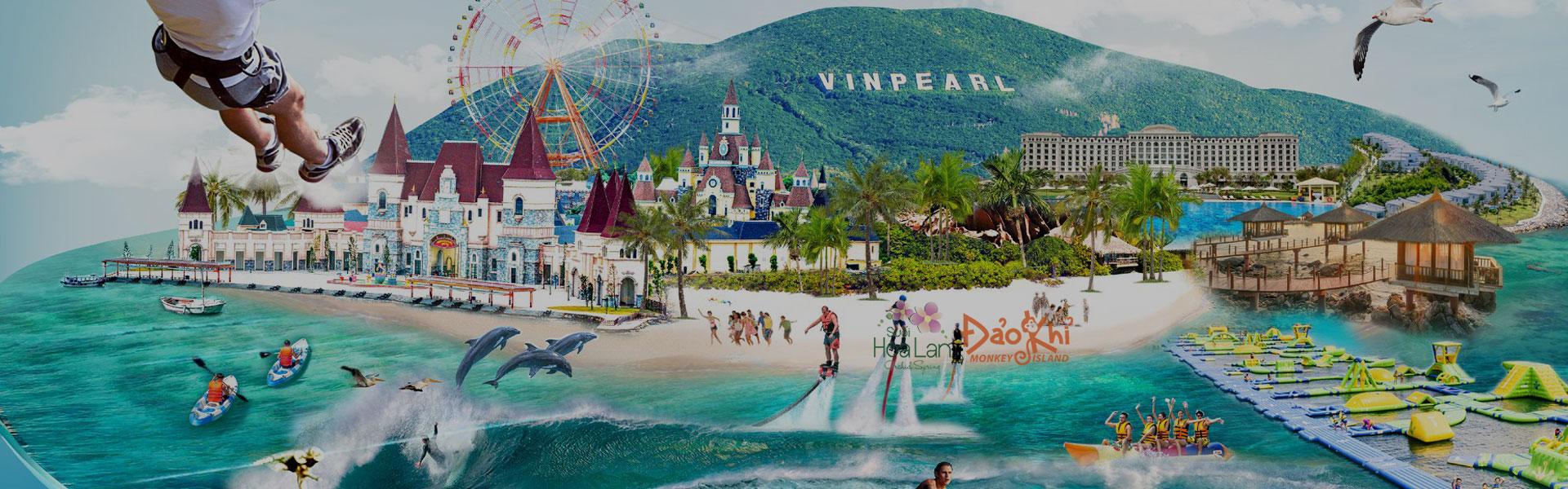 Tour Vinpearl Land Nha Trang 2 Ngày 1 Đêm